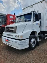 Caminhão L 1620 Baú 6 Marchas ( Pronto para trabalhar)