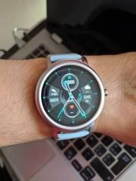 Smartwatch Mibro Air Xiaomi Youpin Global Original Cinza Pulseira extra