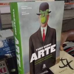 Tudo sobre arte.