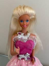 Barbie Estrela Antiga Anos 90