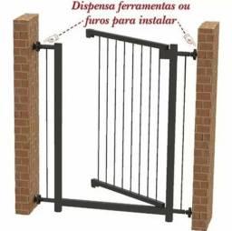 Portão Grade de Segurança