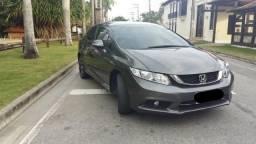 Civic 2016 LXR 2.0 Automático Único dono - Flex - 2016