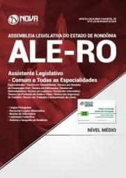 ALE/RO - 2018 - Concurso Público
