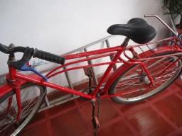 Troco Bicicleta barra forte antiga