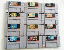 Super Nintendo/Nintendo 64 - Jogos/Controles/Acessórios comprar usado  São Paulo