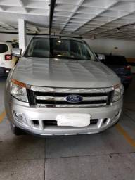 Ford Ranger XLT 3.2 CD 4X4 TB Diesel Aut. Completa! - 2016