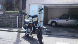 Honda CB 400 - Restaurada 100% - impecável - 1984