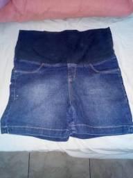 Shorts para grávidas