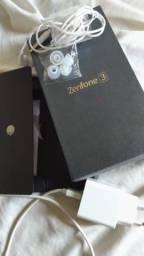 Zenfone 3 top, 64gb memória e 4gb de ram