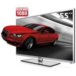 Smart tv philco 55 3D Semi-Nova ( Acompanha 08 Óculos 3D Ativo Philco) comprar usado  Ceres