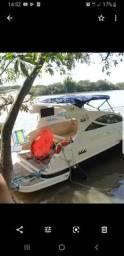 Lancha Phoenix 275 ano 2012 Motor mag 350 v8 - 2012
