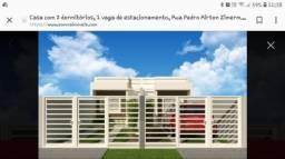 Casa para Venda em Curitiba, SITIO CERCADO, 2 dormitórios, 1 banheiro, 1 vaga