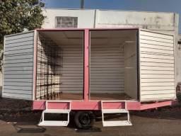 Fabricamos e vendemos trailers