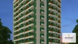 Apartamento à venda, 2 quartos, 2 suítes, 1 vaga, Mangabeiras - Maceió/AL