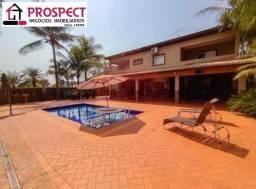 Casa alto padrão Ipê Roxo | 4 amplas suítes | piscina - Sauna | Área gourmet