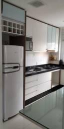 Apartamento para Venda em Palhoça, Pagani, 2 dormitórios, 1 suíte, 2 banheiros, 1 vaga