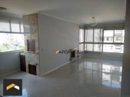 Apartamento com 3 dormitórios para alugar, 99 m² por R$ 3.366,00/mês - Petrópolis - Porto