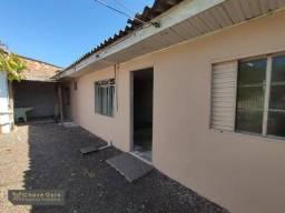 Kitnet com 2 dormitórios para alugar, 53 m² por R$ 650,00/mês - Santa Felicidade - Cascave