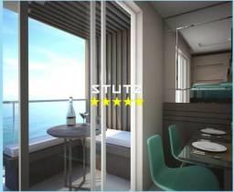 Apartamento Studio / Kitnet Frente para o Mar