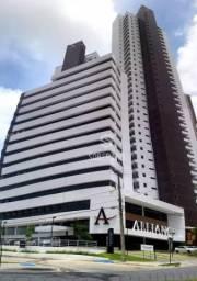 Apartamento com 3 dormitórios à venda, 134 m² por R$ 912.32 - Altiplano - João Pessoa/PB