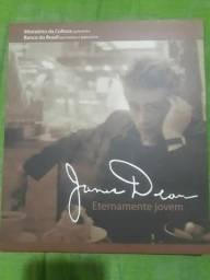 Catálogo livro James Dean/ Cinema / Raro