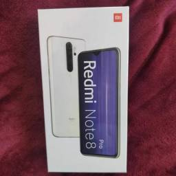 Apaixonante! Redmi Note 8 PRO da Xiaomi. Novo lacrado com garantia e entrega imediata