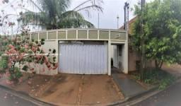 Casa para locação em presidente prudente, prudentino, 2 dormitórios, 2 banheiros, 3 vagas