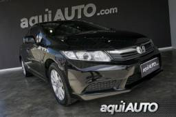 Honda Civic LXS 1.8 Flex 16V Mecânico - 2012