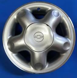 Rodas aro 13 para Fiat / VW / Chevrolet / E outros carros na furação.