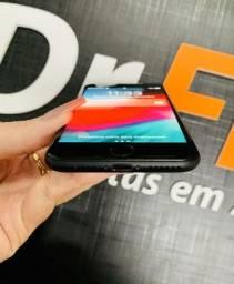 IPhone 7 32gb preto zerado sem marcas como novo garantia de 3 meses