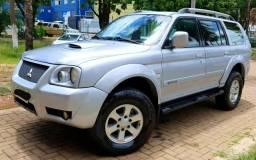 Aceita Troca Pajero Sport 2.5 HPE 4x4 Automático Baixo Km - 2009