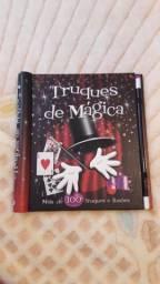 Livro truque de mágicas
