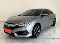 Honda Civic 1.5 16v turbo Gasolina TOURING - 2017