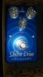 Pedal De Guitarra Shiba Drive Re/loaded