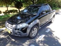 Fiat Strada 1.8 Adventure Locker CE Completa + GNV Injetado - 2009