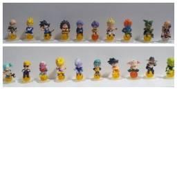 Lote Dragon Ball 87 peças