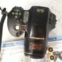 Máquina Fotográfica Olympus L-10 Super Analógica
