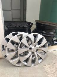 Rodas de ferro Ônix