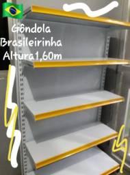 Gôndola 1,60 Brasileirinha
