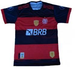 Camisa Flamengo BRB 2020