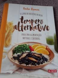 Livro Tempero Alternativo