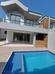 Art Life, Maravilhosa Casa Triplex 4 Suites, Área Gourmet, Piscina e Churrasqueira