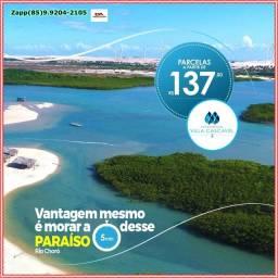 Villa Cascavel 02-( 5 minuto da praia da Barra Nova).@.@