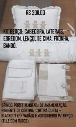 Kit Berço Completão