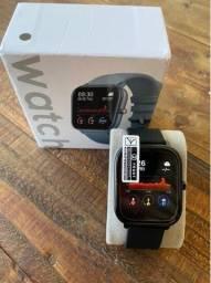 Smartwatch colmi p8 preto relógio inteligente Fitness