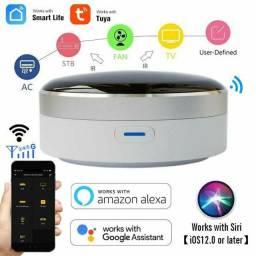 Smart Controle Remoto Universal Inteligente Alexa - Siri - Casa do Google - Novo*