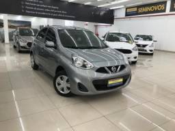NISSAN MARCH 1.6 S 16V FLEX 4P MANUAL.
