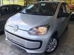 Volkswagen up 2017 1.0 mpi take up 12v flex 4p manual