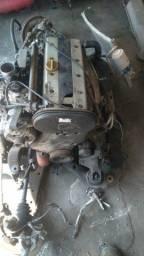 Título do anúncio: Motor Vectra 2.2