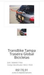 Título do anúncio: Vendo suporte automotivo  para bicicletas.